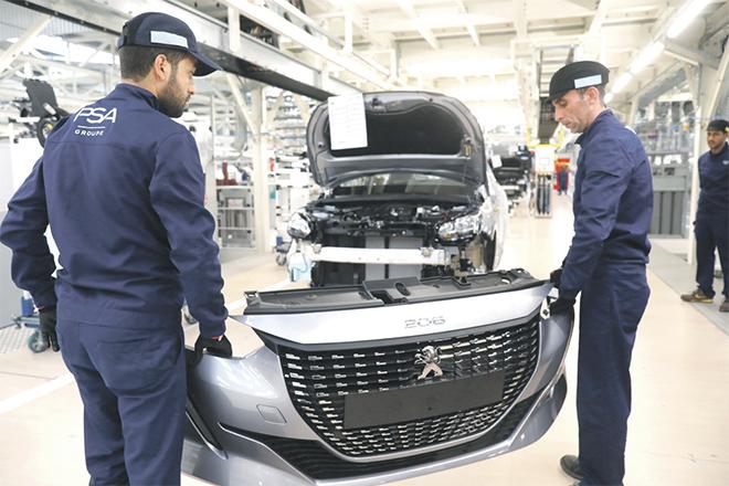"""مصنع """"بوجو ستروين"""" لن يكون بمقدوره إنتاج محركات ميكانيكية في المغرب"""